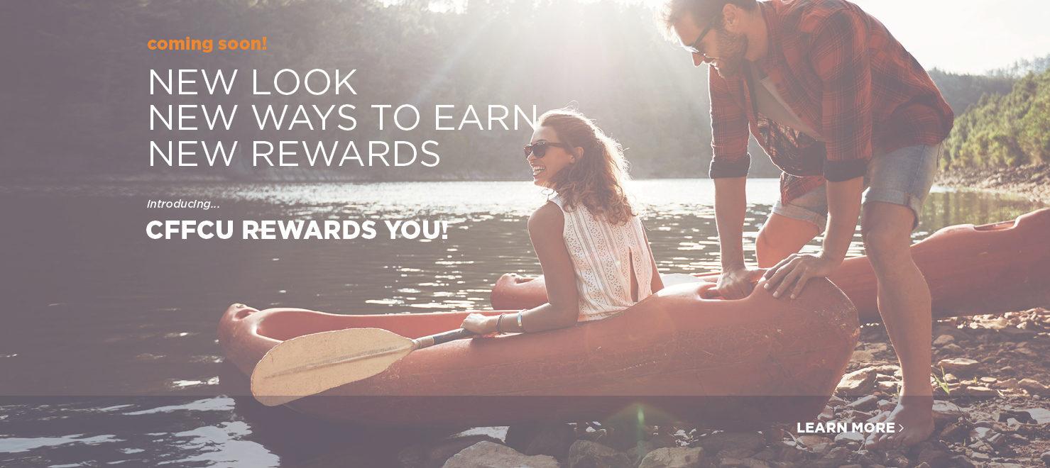CFFCU Rewards You!